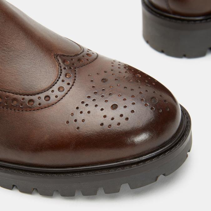 BATA ORTH Chaussures Homme bata, Brun, 894-4166 - 26