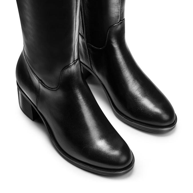 BATA Chaussures Femme bata, Noir, 694-6263 - 17