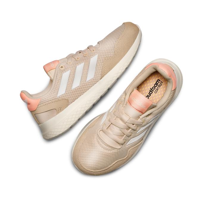 Damen Shuhe adidas, Beige, 509-3193 - 26