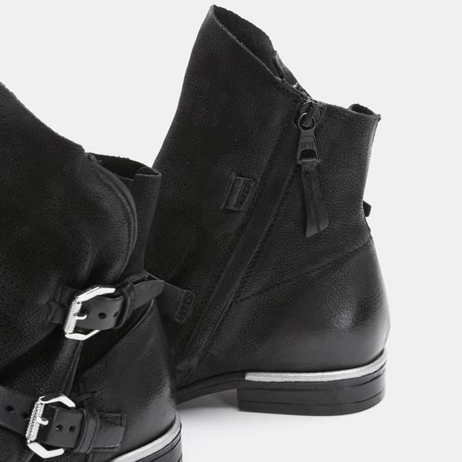 Chaussures Femme bata, Noir, 594-6283 - 19