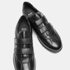 Chaussures Homme bata, Noir, 844-6879 - 19