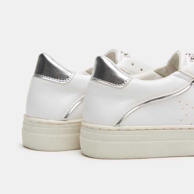 Chaussures Femme bata, Blanc, 541-1547 - 15