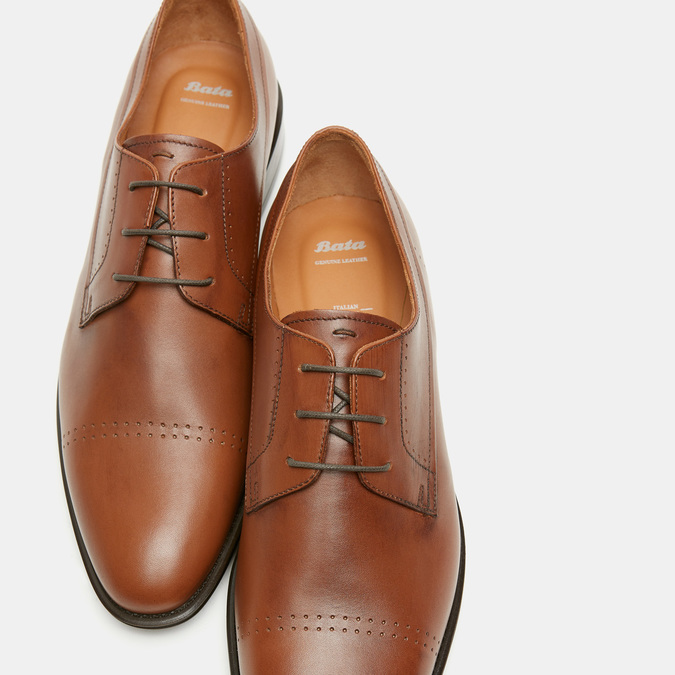 Chaussures Homme bata, Brun, 824-4495 - 19