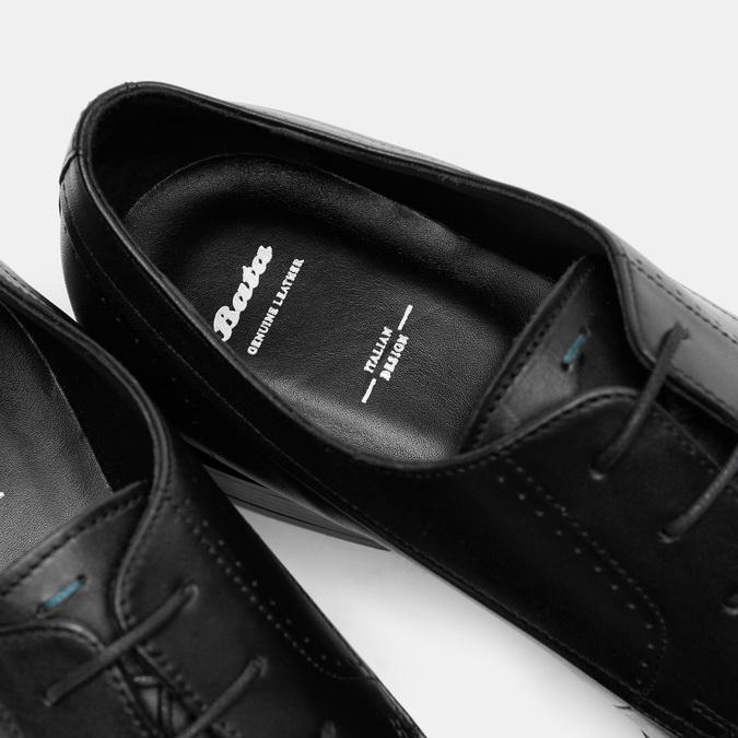 Chaussures Homme bata, Noir, 824-6495 - 16