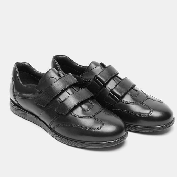 Chaussures Homme bata, Noir, 844-6879 - 26