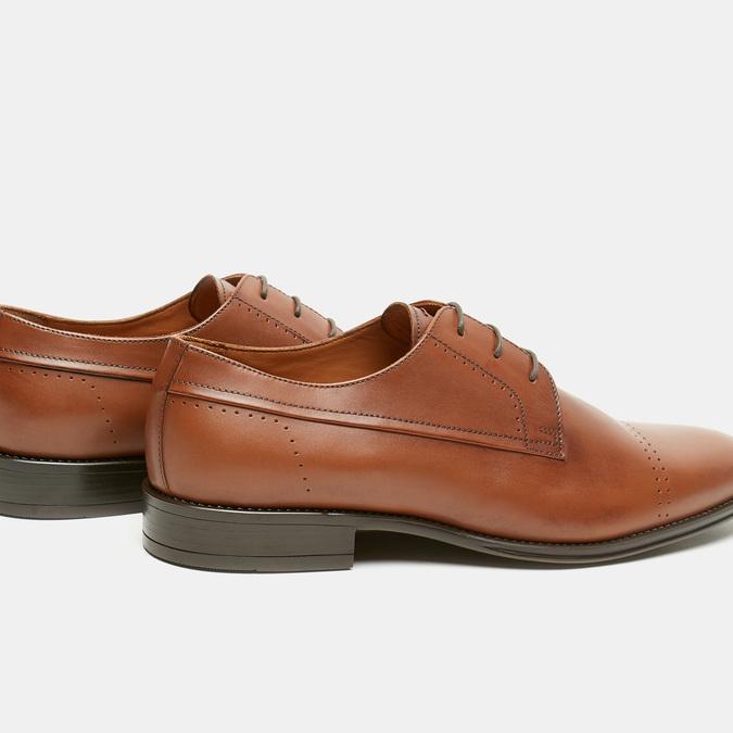 Chaussures Homme bata, Brun, 824-4495 - 15