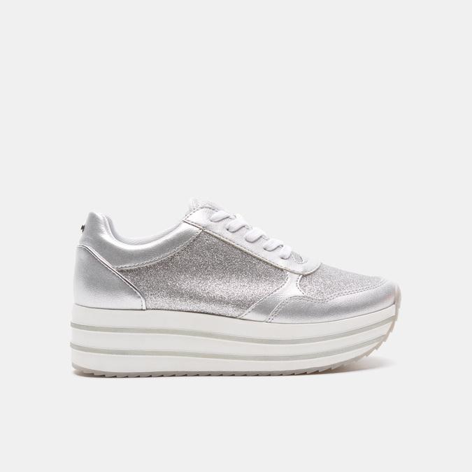 Chaussures Femme bata-light, Argent, 649-1162 - 13