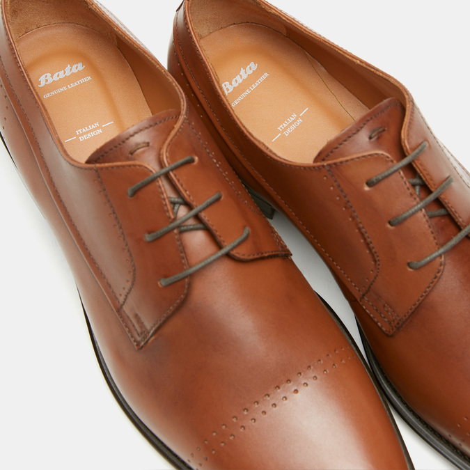 Chaussures Homme bata, Brun, 824-4495 - 16