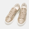 Chaussures Femme bata, Or, 549-8551 - 16