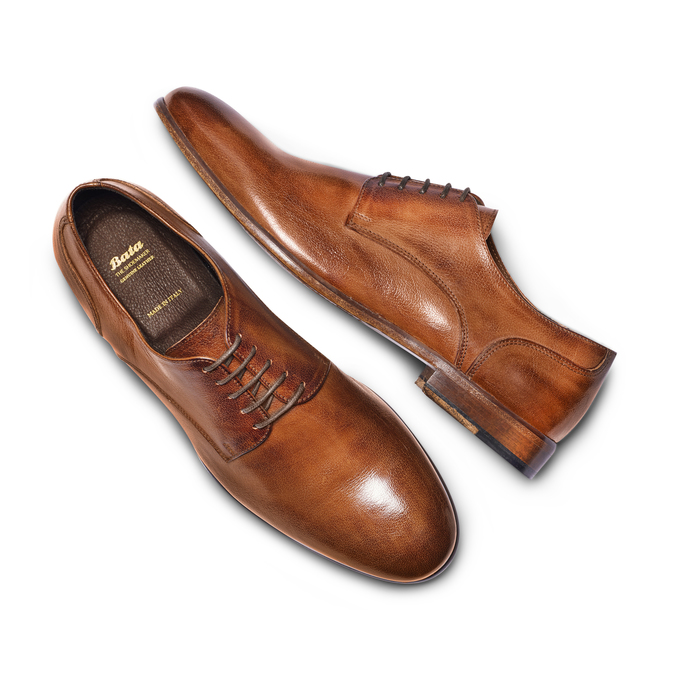 Chaussures Homme bata-the-shoemaker, Brun, 824-4759 - 26