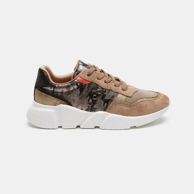 Chaussures Femme bata, Beige, 541-0562 - 13