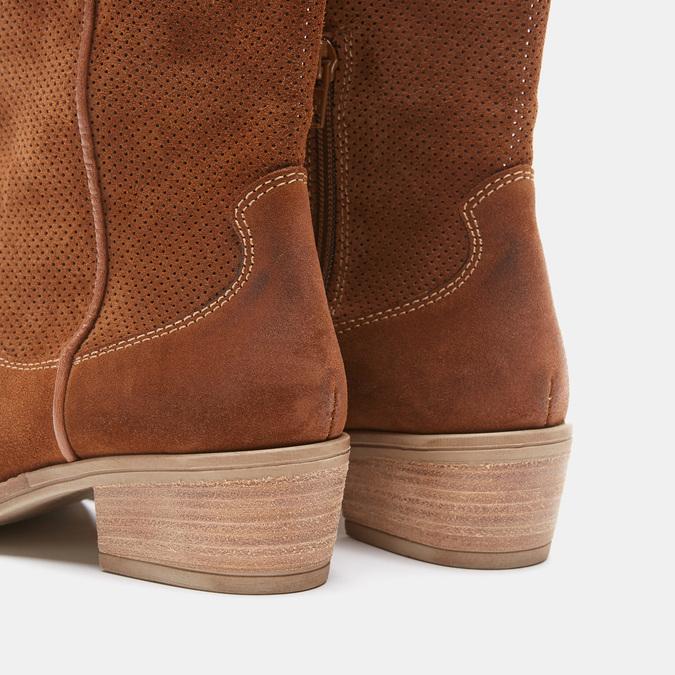 Chaussures Femme bata, Beige, 693-8563 - 17