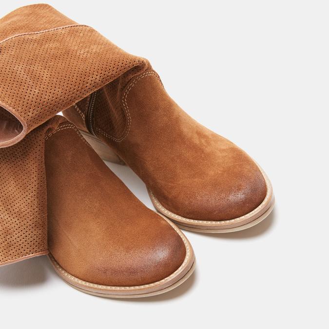 Chaussures Femme bata, Beige, 693-8563 - 15