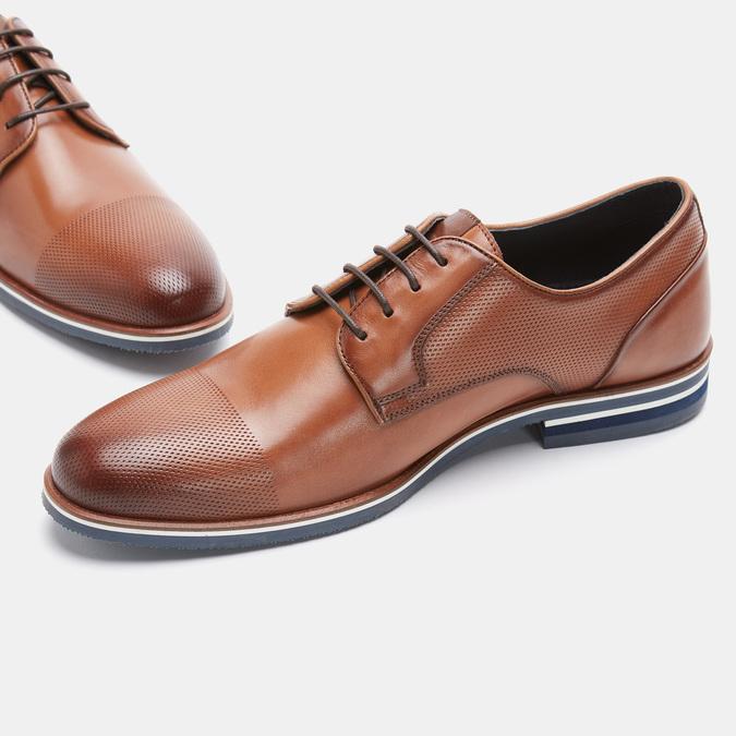 Chaussures Homme bata, Brun, 824-4747 - 17
