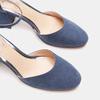 Chaussures Femme insolia, Bleu, 629-9199 - 15