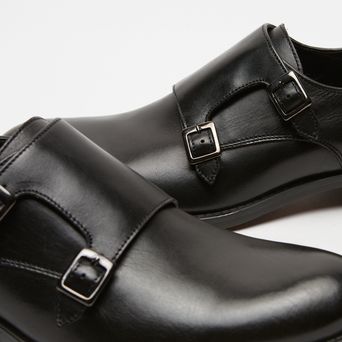 Chaussures Homme bata, Noir, 824-6494 - 16