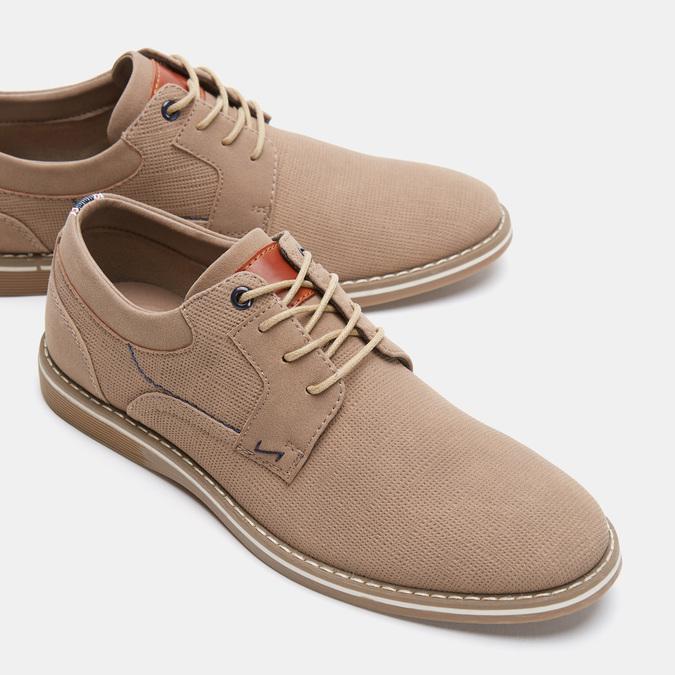 Chaussures Homme bata, Beige, 829-8110 - 15