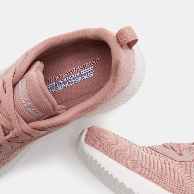 Chaussures Femme skechers, Rose, 509-5246 - 15