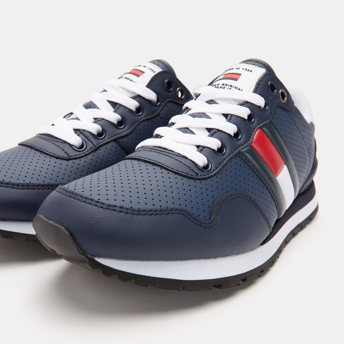 Chaussures Homme tommy-hilfiger, Bleu, 844-9853 - 16