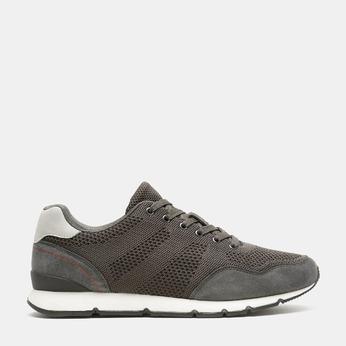 Chaussures Homme bata, Gris, 849-2880 - 13