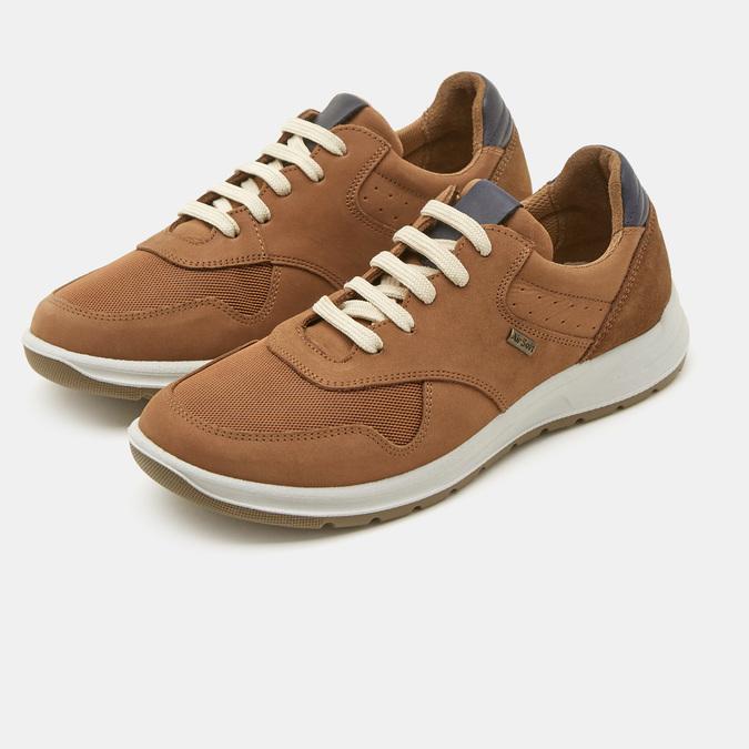 Chaussures Homme bata, Brun, 844-3941 - 16