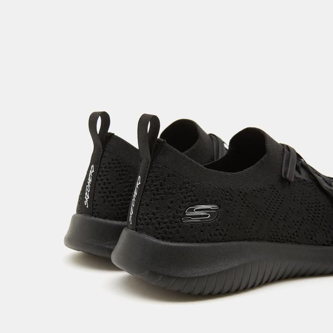 Chaussures Femme skechers, Noir, 509-6286 - 17