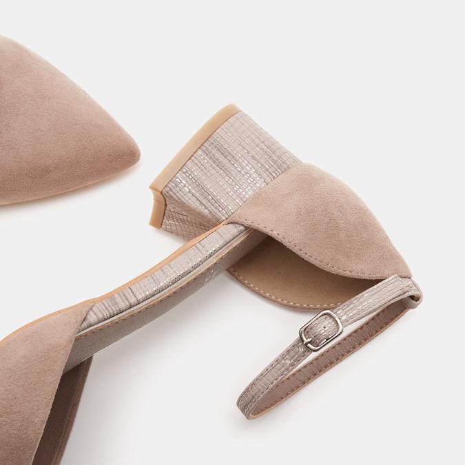 Chaussures Femme bata, Beige, 629-3210 - 19