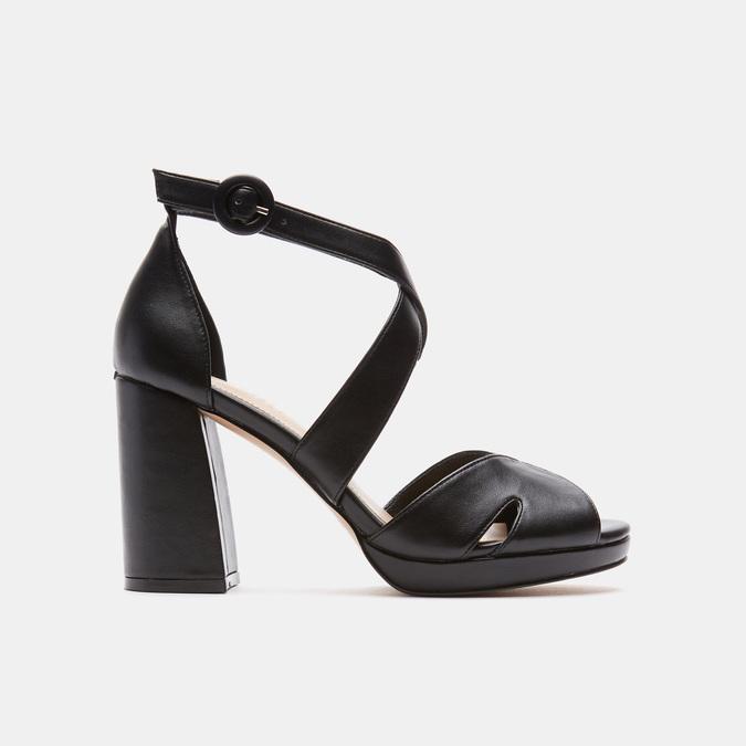 Chaussures Femme insolia, Noir, 761-6415 - 13