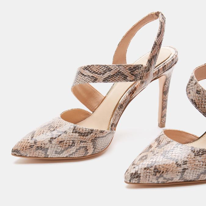 Chaussures Femme bata, Beige, 721-5351 - 17