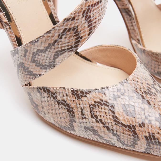 Chaussures Femme bata, Beige, 721-5351 - 26