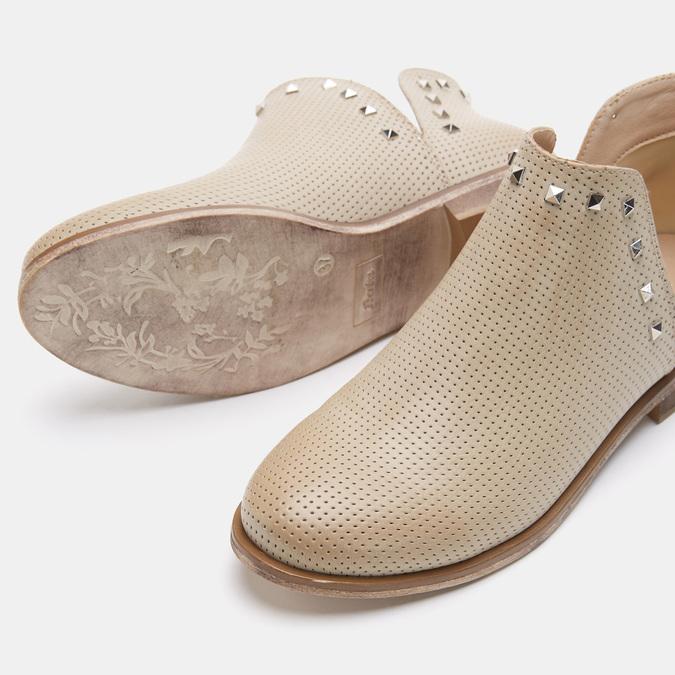 Chaussures Femme bata, Beige, 591-8103 - 17