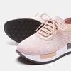 Chaussures Femme bata, Rose, 549-5556 - 17