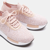 Chaussures Femme bata, Rose, 549-5556 - 26