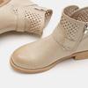 Chaussures Femme bata, Beige, 591-8166 - 19