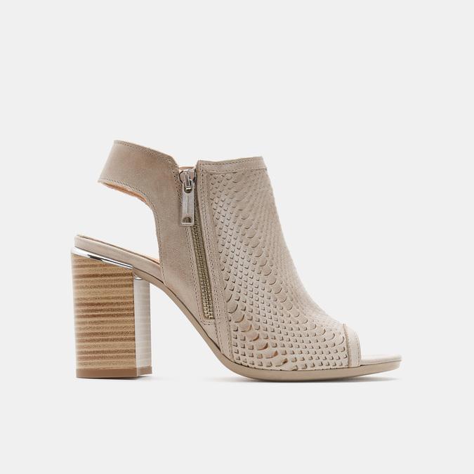 Chaussures Femme bata, Gris, 764-2369 - 13