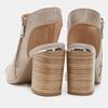Chaussures Femme bata, Gris, 764-2369 - 15