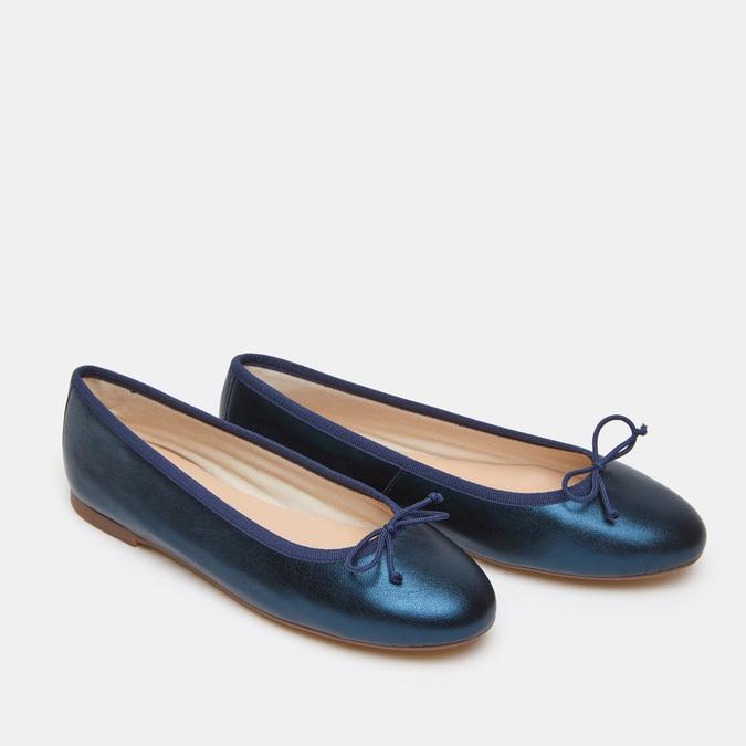Chaussures Femme bata, Bleu, 524-9451 - 26