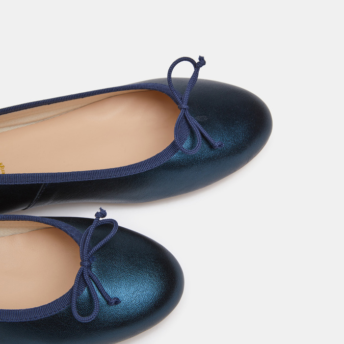 Chaussures Femme bata, Bleu, 524-9451 - 16