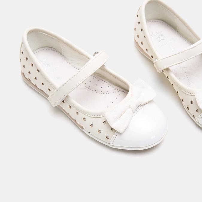 Chaussures Enfant mini-b, Blanc, 221-1164 - 15