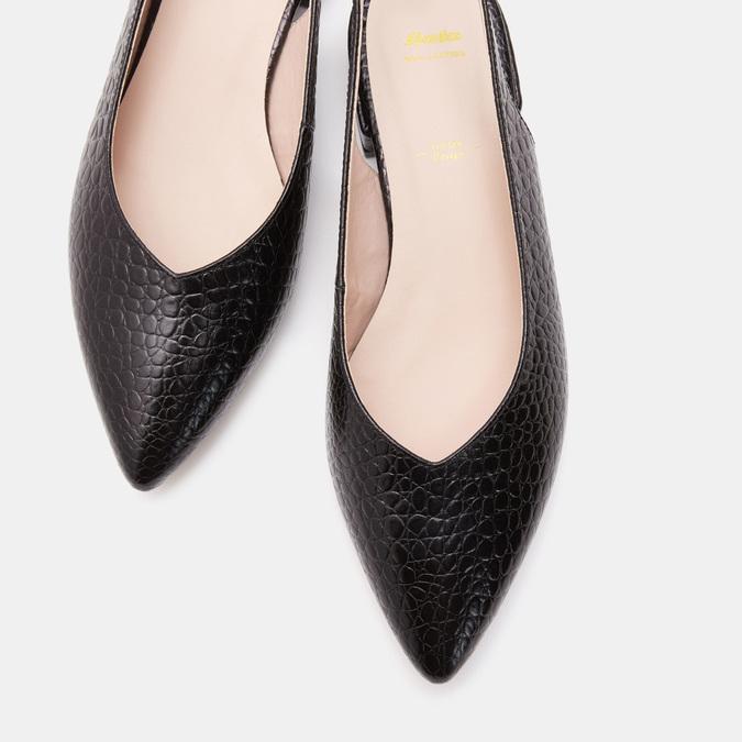 Chaussures Femme bata, Noir, 534-6171 - 16
