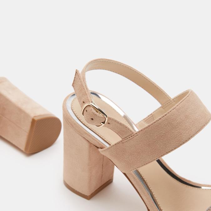 Chaussures Femme bata, Beige, 769-3221 - 15