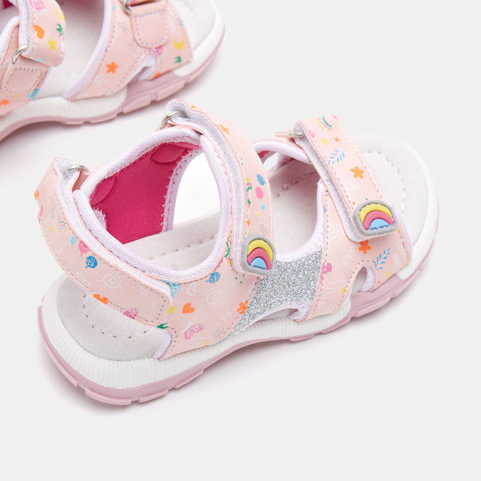 Chaussures Enfant mini-b, Rose, 261-5162 - 16