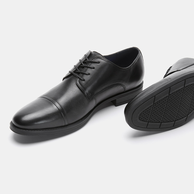 Chaussures Homme, Noir, 824-6832 - 15
