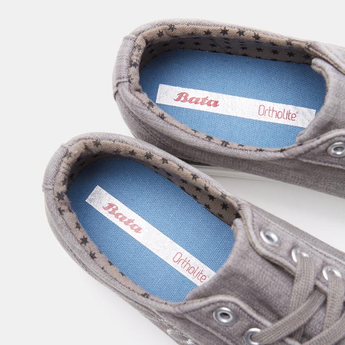 Chaussures Femme bata, Gris, 549-2565 - 16