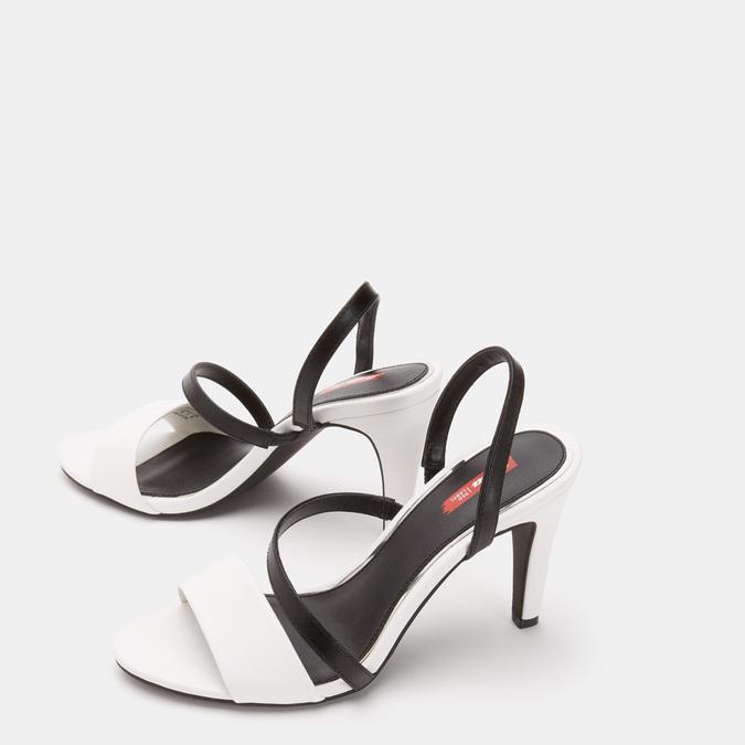 Chaussures Femme bata-rl, Blanc, 761-1664 - 16