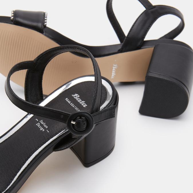 Chaussures Femme bata, Noir, 661-6212 - 15