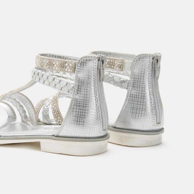 Chaussures Enfant mini-b, Argent, 361-2362 - 15