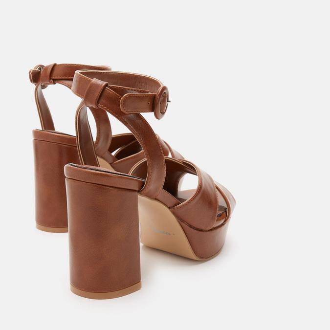 Chaussures Femme bata, Brun, 761-4470 - 15
