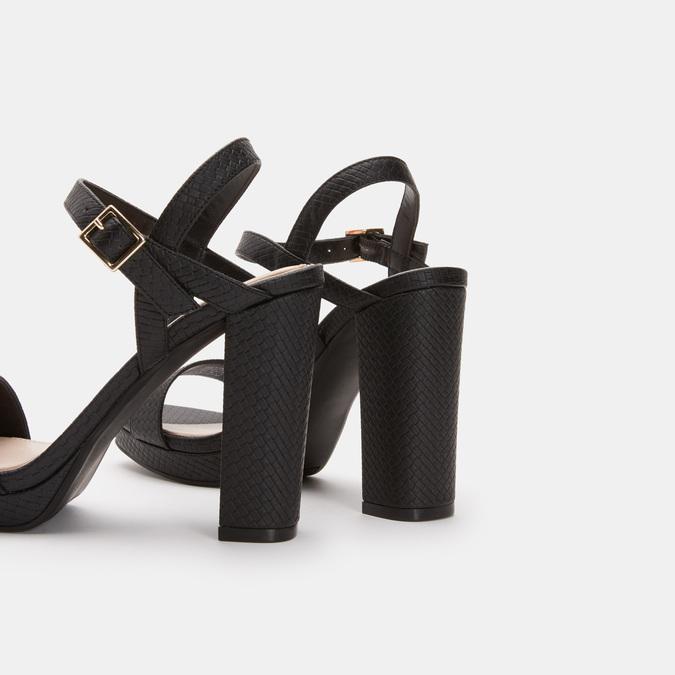 Chaussures Femme bata-rl, Noir, 761-6665 - 15