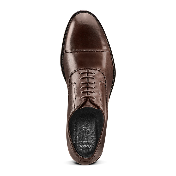 Chaussures Homme bata, Brun, 824-4870 - 17